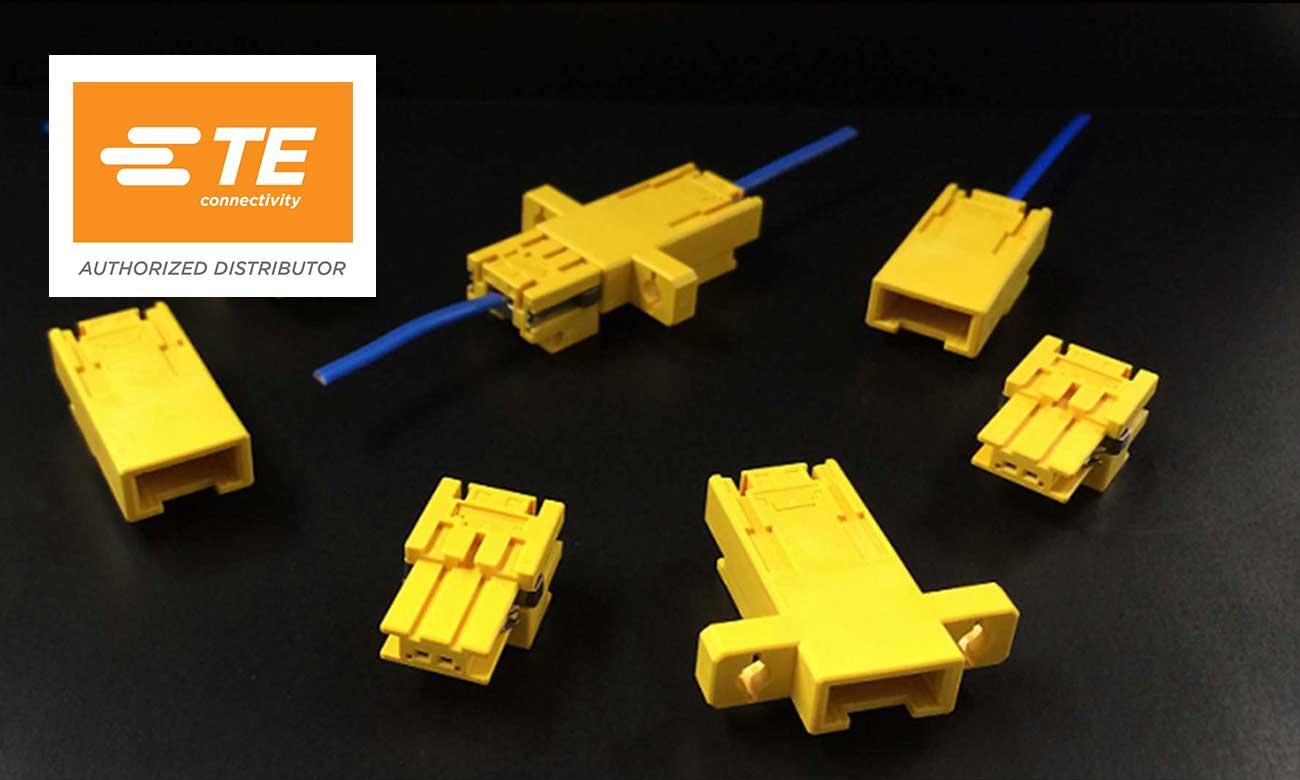開いて、刺して、閉じるだけ。TEのK型熱電対コネクタは簡単結線で確実なロックを実現します。