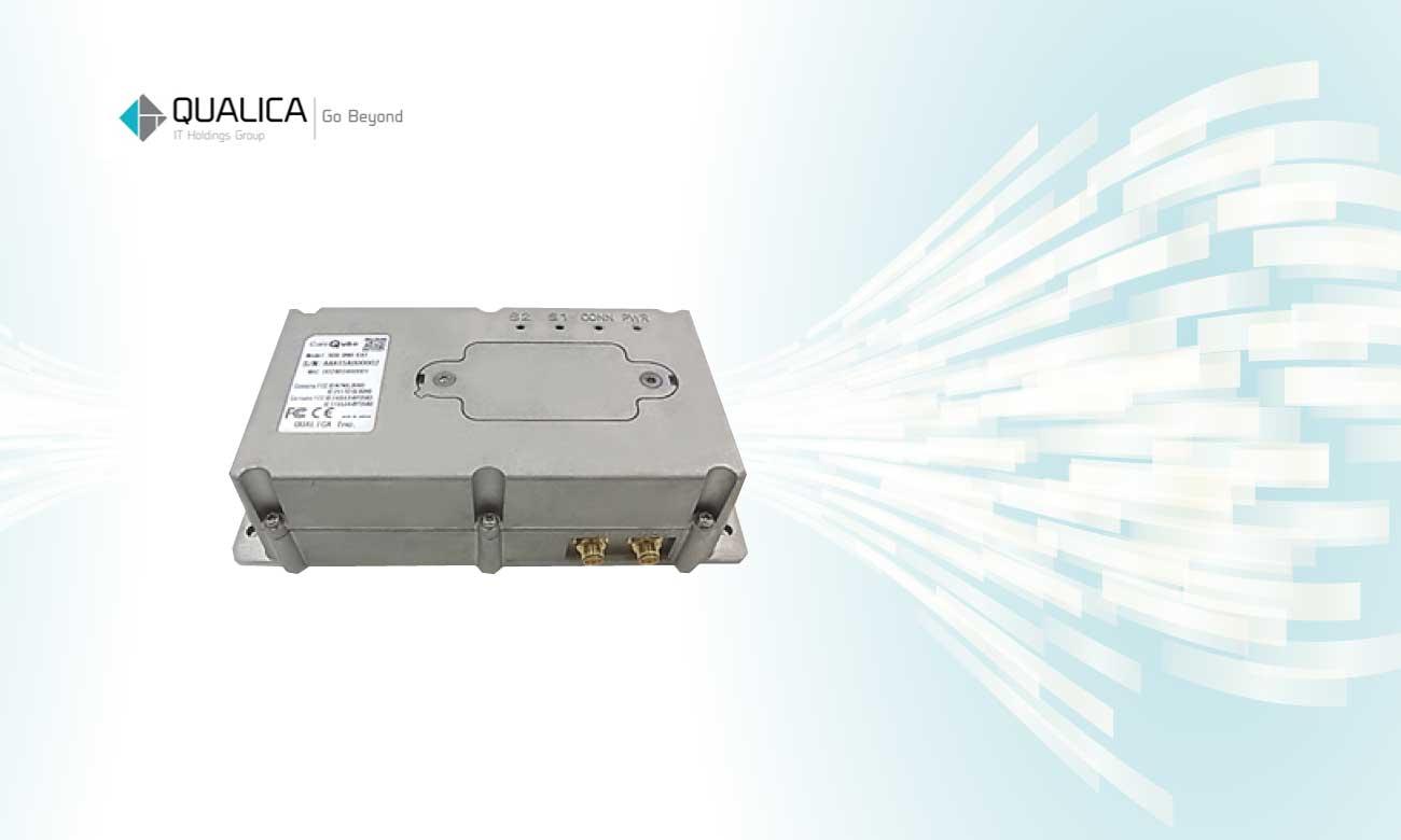 グローバルで利用可能な防水防塵IoTプローブ端末(クオリカ「CareQube」用端末)